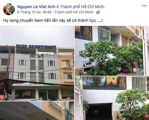 """Hành động bất ngờ của Việt Anh và vợ sau khi để trạng thái """"độc thân"""", nghi xảy ra mâu thuẫn - Ảnh 3."""