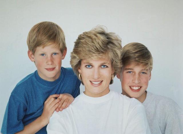 Lần đầu hé lộ việc Công nương Diana thông báo tin ly hôn cho hai con, phản ứng của William khiến ai cũng rơi lệ - Ảnh 1.