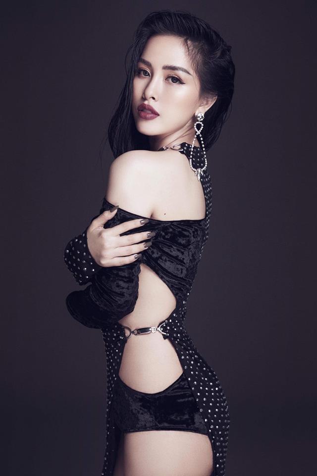 Chị dâu Bảo Thy gây bất ngờ với hình ảnh giống Hoa hậu Tiểu Vy như hai giọt nước - Ảnh 9.