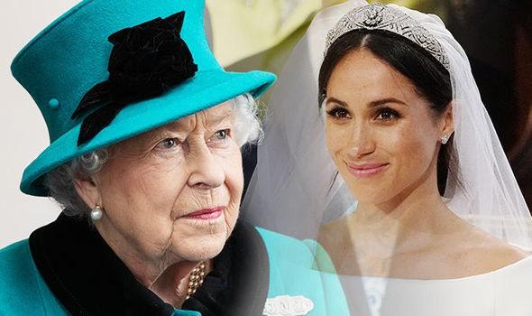 Tiết lộ gây sốc về phản ứng đanh thép của Nữ hoàng Anh dành cho cháu dâu Meghan: Không phải muốn gì cũng được! - Ảnh 1.