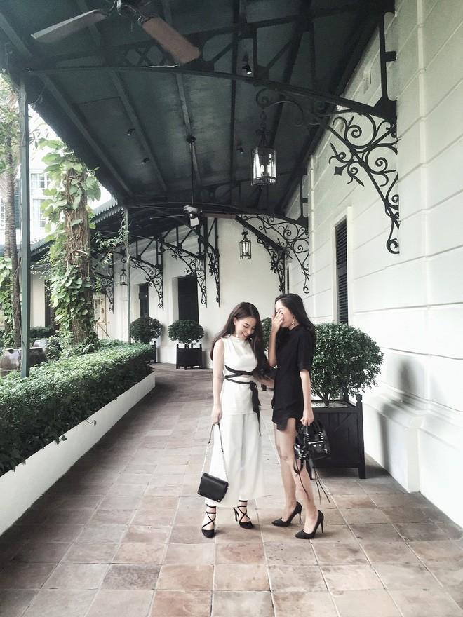 Tình bạn 7 năm của 2 cô nàng xinh đẹp, nổi tiếng Hà thành đánh tan suy nghĩ: Con gái khó mà chơi thân! - Ảnh 12.