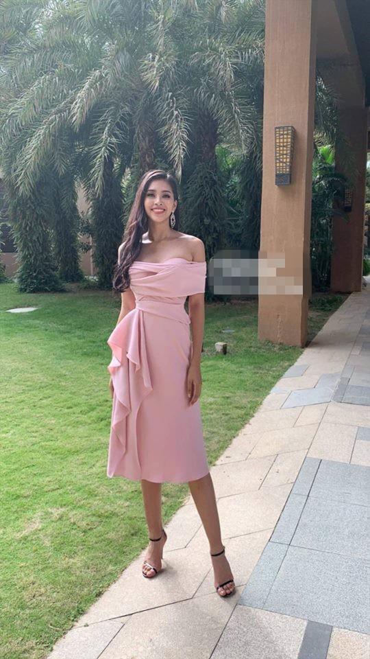 Tò mò về ngày đầu tiên chinh chiến của Tiểu Vy tại Miss World 2018 như thế nào? - Ảnh 8.