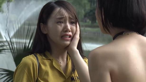 Em gái Lan cave phim Quỳnh búp bê: Cảnh quay bị cưỡng hiếp, tôi lo bạn diễn bị nhập tâm - Ảnh 2.
