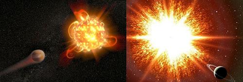 Lộ ngôi sao 'quái vật' có sức hủy diệt khủng khiếp trong vũ trụ khiến nhà khoa học lo lắng - Ảnh 1.