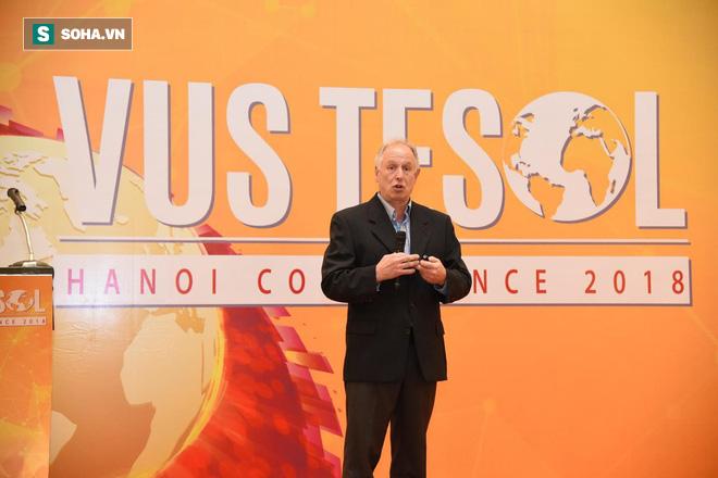 VUS TESOL 2018 tại Hà Nội ứng dụng công nghệ trong giảng dạy tiếng Anh - Ảnh 2.