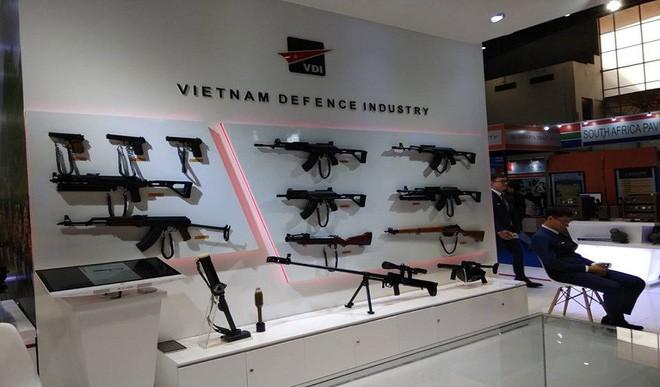 2 loại vũ khí Made in Vietnam cực đỉnh chinh phục khách thăm quan tại Indodefence 2018 - Ảnh 1.