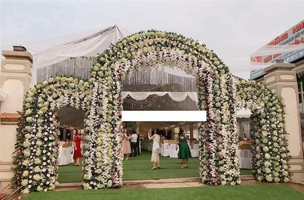 Tiết lộ những hình ảnh siêu lung linh của cô dâu xinh đẹp trong đám cưới khủng chi gần 1 tỷ đồng dựng rạp ở Vĩnh Phúc - Ảnh 8.