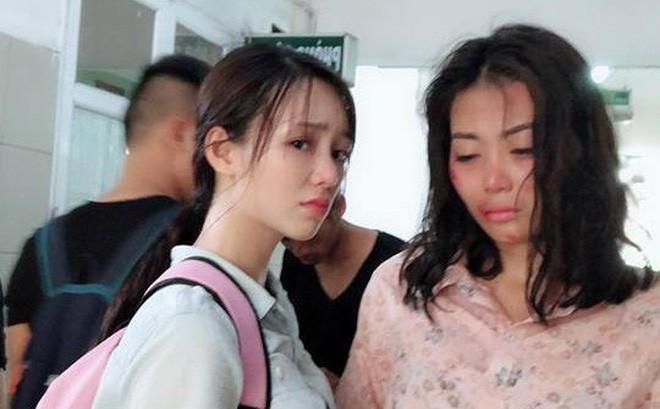 Em gái Lan cave phim Quỳnh búp bê: Cảnh quay bị cưỡng hiếp, tôi lo bạn diễn bị nhập tâm - Ảnh 1.