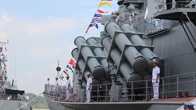 Tinh hoa vũ khí Made in Vietnam: Xuất khẩu bầy sói biển - Tàu tên lửa tấn công Molniya? - Ảnh 4.