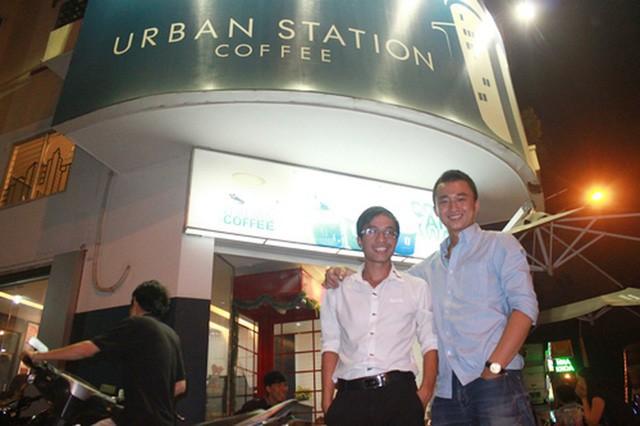 Gọi The Coffee House là bước ngoặt cuộc đời, Nguyễn Hải Ninh đã đưa chuỗi cà phê của mình tiến qua mốc 100, còn trạm dừng của anh và người bạn thân Đinh Nhật Nam - Urban Station đang ở đâu? - Ảnh 1.