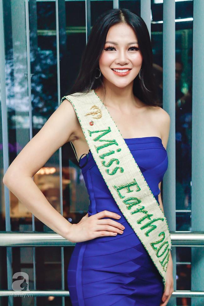 Hoa hậu Trái đất Phương Khánh: Giải thưởng mà mua được thì 87 nước khác mua trước rồi, làm gì tới lượt tôi - Ảnh 3.