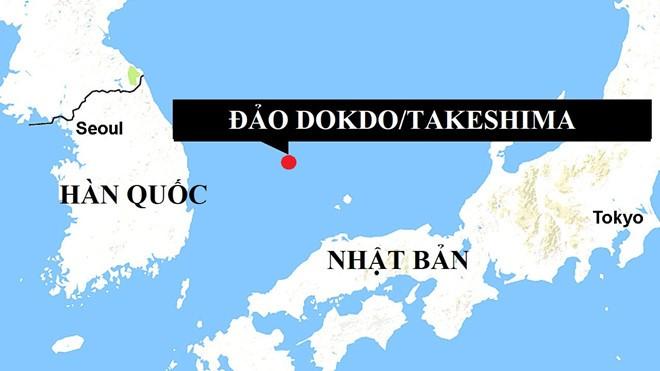 Tàu cá 48 tấn của Hàn Quốc bị tàu Nhật Bản đâm chìm gần quần đảo tranh chấp - Ảnh 1.