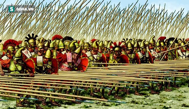 Vì sao Legion vượt qua Phalanx trở thành đội hình mạnh nhất trên chiến trường thời cổ đại? - Ảnh 1.