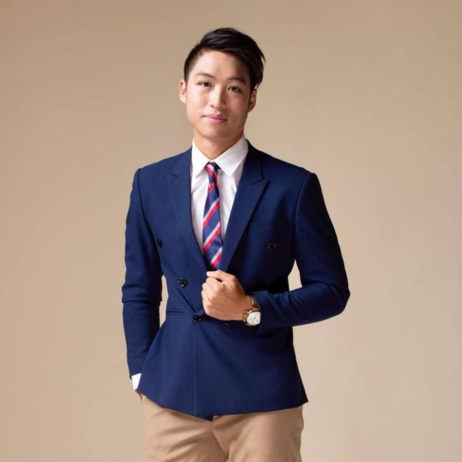 Các cậu quý tử của sao Việt ngày ấy – bây giờ: Người điển trai chững chạc, người cực tài năng - Ảnh 3.