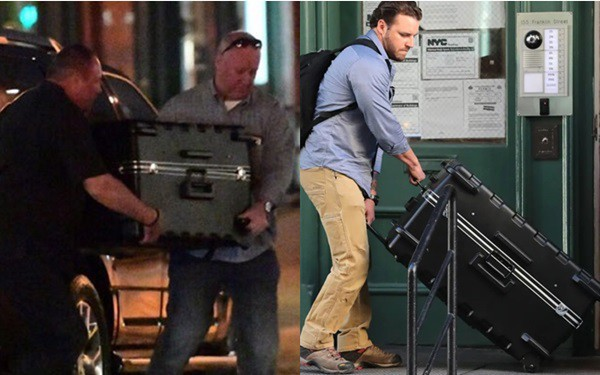 Các ngôi sao cũng phải quỳ gối trước chiêu thức trốn phóng viên của Taylor Swift: Chui vào vali? - Ảnh 4.