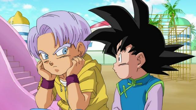 16 điều thú vị về Trunks, cậu nhóc đẹp trai nhất trong thế giới Dragon Ball (P2) - Ảnh 6.