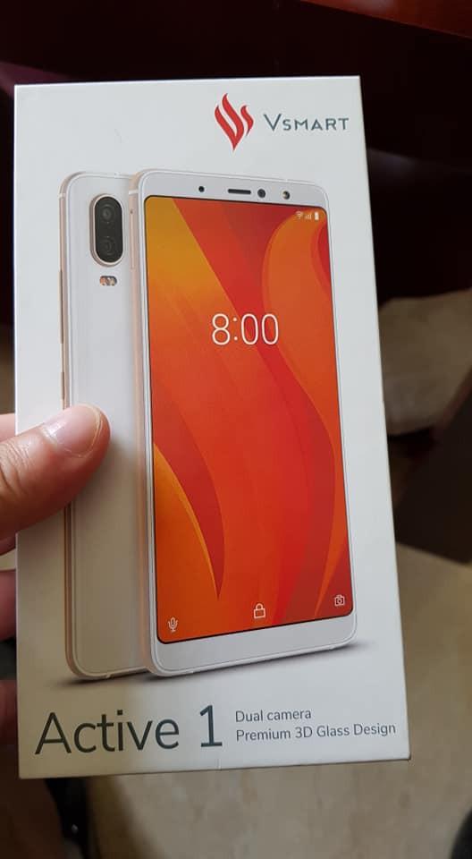 VSmart Active 1 bất ngờ lộ diện: Smartphone Made in Vietnam đầu tiên của Vingroup, thiết kế tại châu Âu? - Ảnh 1.