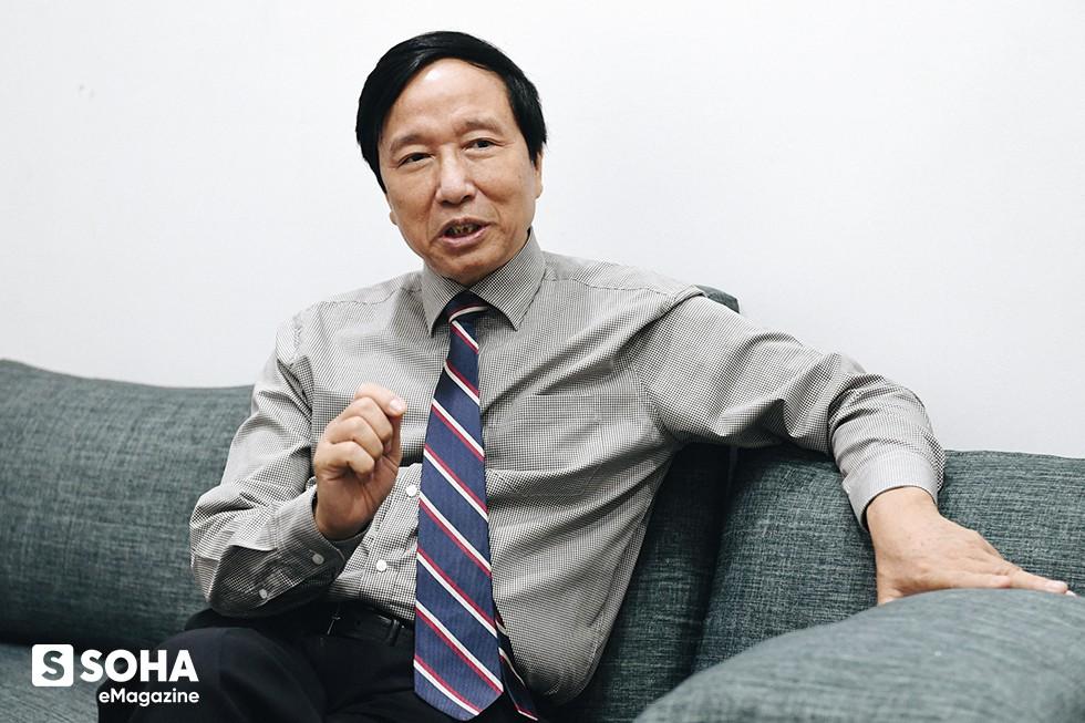 GS. TS Nguyễn Thanh Liêm: Chúng tôi đã làm được nhiều việc mà thế giới chưa làm được - Ảnh 6.