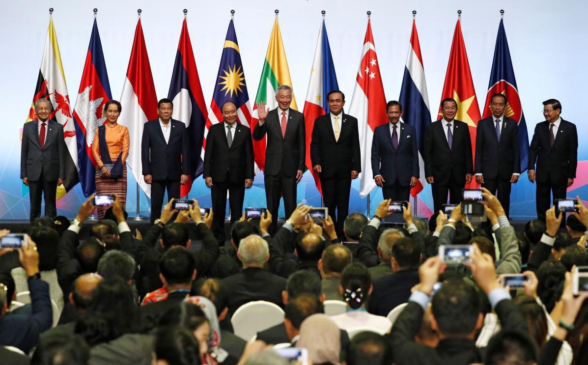Từ khóa quan trọng về biển Đông trở lại trong Tuyên bố chung Asean sau 1 năm