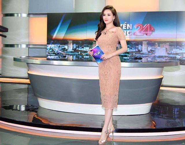 Lận đận đường tình của những MC xinh đẹp ở VTV - Ảnh 3.