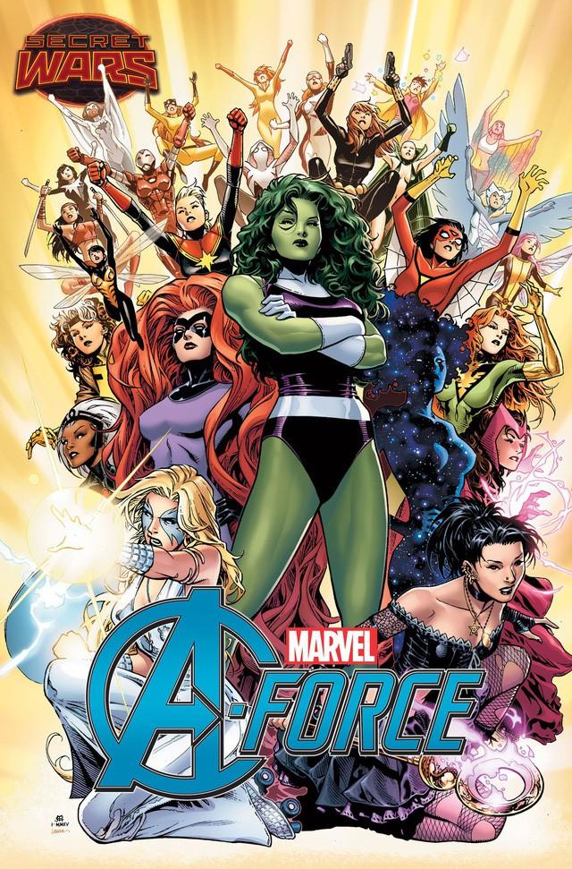 Những siêu anh hùng mạnh mẽ dự kiến sẽ có phim riêng trong Phase 4 của Vũ trụ điện ảnh Marvel - Ảnh 6.