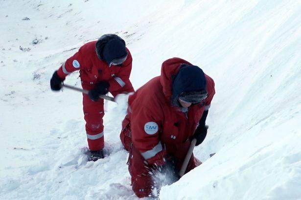 Giải cứu đàn chim cánh cụt mắc kẹt trong khe núi -60 độ C: Thử thách của đoàn làm phim BBC - Ảnh 2.