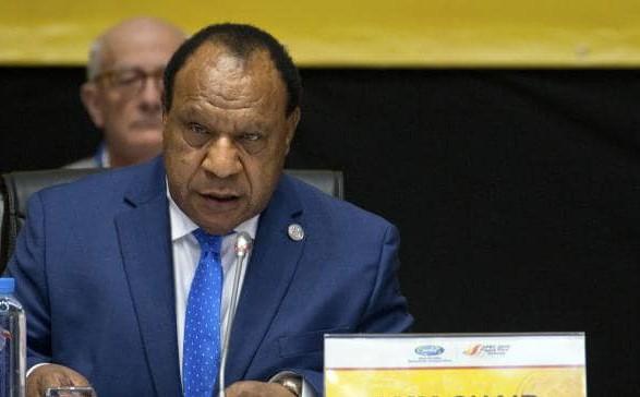 Thô lỗ xông vào văn phòng Ngoại trưởng nước chủ nhà APEC 2018, 4 quan chức TQ bị an ninh