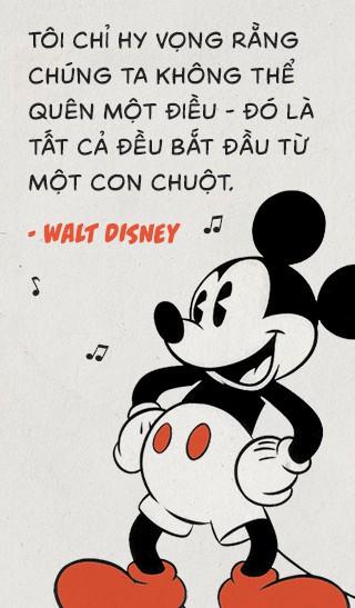 Chúc mừng sinh nhật thứ 90 của Mickey - chú chuột nổi tiếng nhất thế giới! - Ảnh 2.