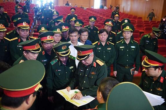 Sẵn sàng cho Giao lưu hữu nghị quốc phòng biên giới Việt-Trung lần thứ 5 - Ảnh 2.