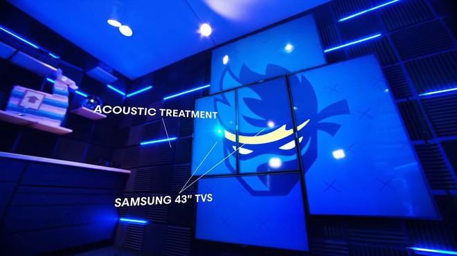 Bên trong studio khủng của hot streamer hàng đầu thế giới: Thiên đường công nghệ đội lốt tầng hầm - Ảnh 5.