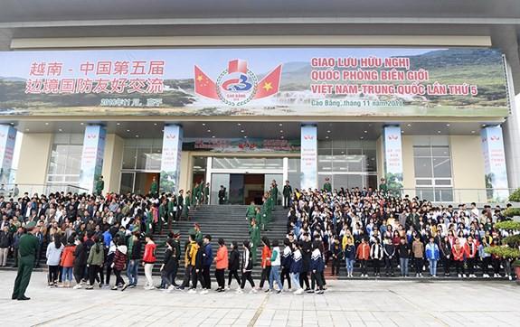 Sẵn sàng cho Giao lưu hữu nghị quốc phòng biên giới Việt-Trung lần thứ 5 - Ảnh 5.