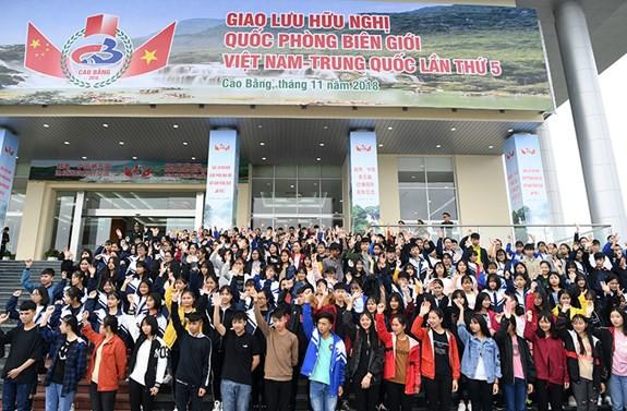 Sẵn sàng cho Giao lưu hữu nghị quốc phòng biên giới Việt-Trung lần thứ 5 - Ảnh 6.
