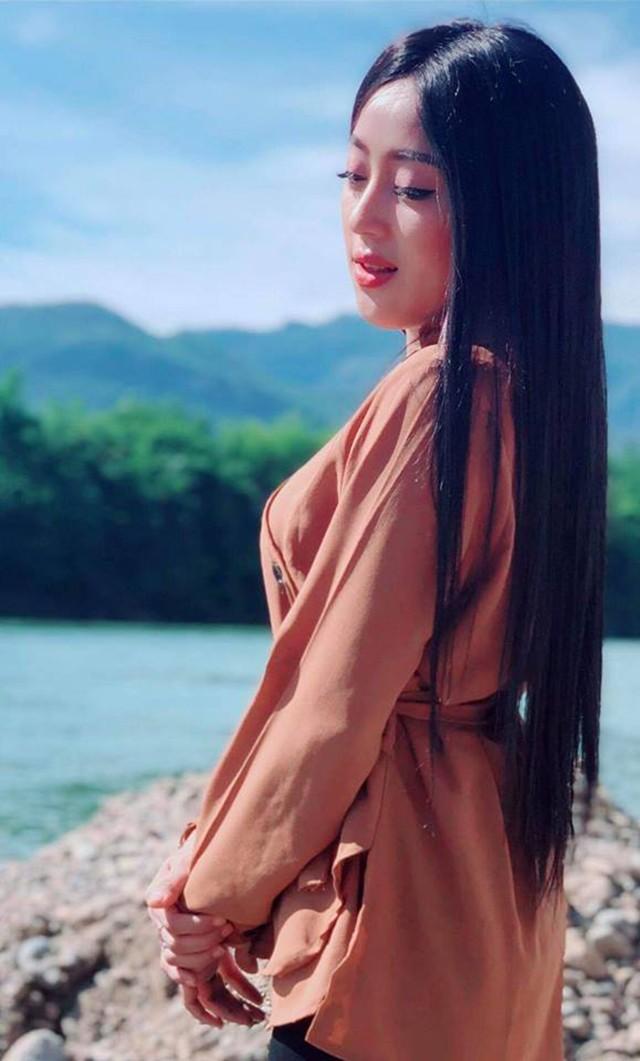 Cận cảnh vẻ đẹp sang chảnh như hoa hậu của kiều nữ yêu Messi Myanmar - Ảnh 7.