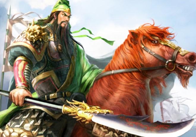 10 võ tướng mạnh nhất Trung Hoa: Quan Vũ đội sổ, Lữ Bố, Nhạc Phi vẫn thua nhân vật này - Ảnh 1.