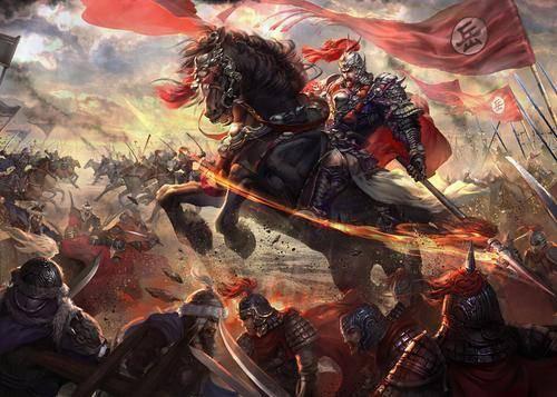 10 võ tướng mạnh nhất Trung Hoa: Quan Vũ đội sổ, Lữ Bố, Nhạc Phi vẫn thua nhân vật này - Ảnh 7.