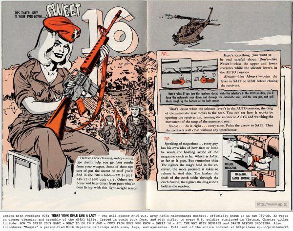 Khẩu M16 quá tệ ở Chiến tranh Việt Nam: Nhiều lính Mỹ nhặt súng AK và quý hơn đồ nhà! - Ảnh 9.