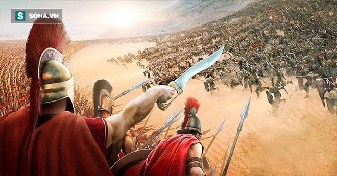Sparta, huyền thoại vua Leonidas và những anh hùng của trận Thermopylae - Ảnh 3.
