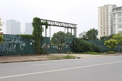 TD Group và dự án nghìn tỷ trên đất vàng ở Hà Nội 'đắp chiếu' nhiều năm - Ảnh 1.