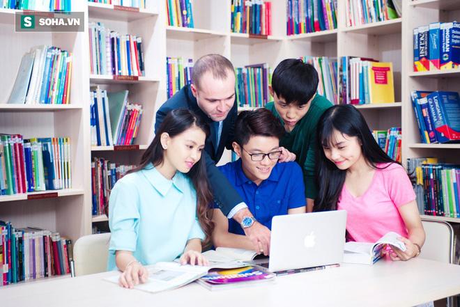 Giảng dạy tiếng Anh bằng công nghệ, xu thế thời đại 4.0 - Ảnh 1.