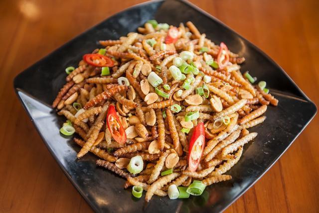 Tổng tập những món ăn siêu kinh dị, chỉ nghe tên đã có người sợ chết khiếp ở Giang Tô, Trung Quốc - Ảnh 4.