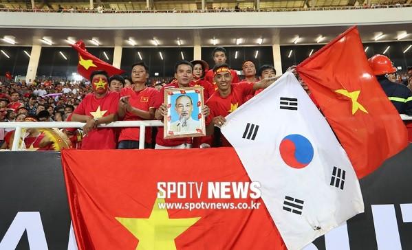 """Báo Hàn Quốc vẽ ra kịch bản """"đẹp như mơ"""" cho ĐT Việt Nam trước giờ G - Ảnh 1."""