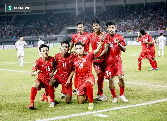 Báo Myanmar ngán hàng thủ của thầy Park - Ảnh 1.