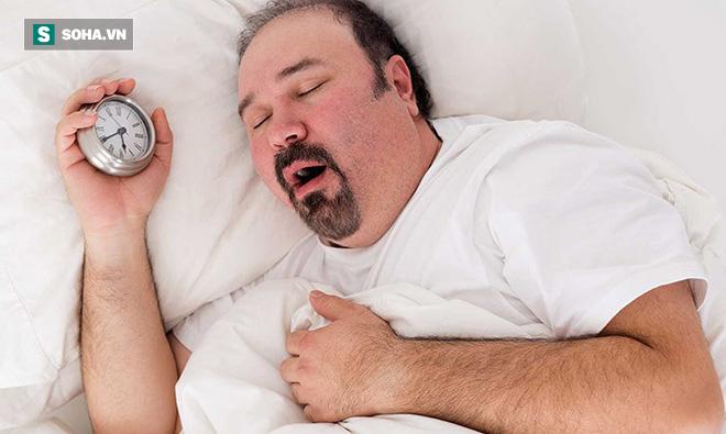 Chữa mất ngủ triền miên bằng 5 bài tập thở - Ảnh 1.