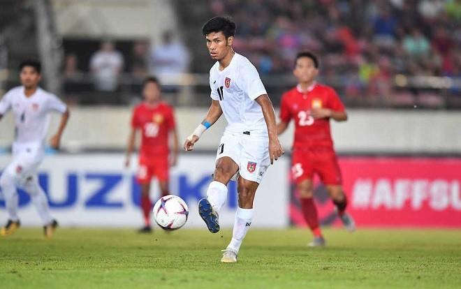 3 điểm nhấn đặc biệt trận Myanmar gặp Việt Nam - Ảnh 1.