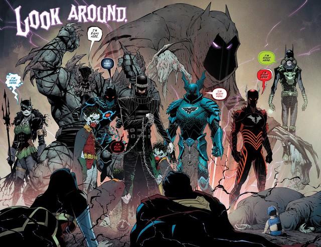 5 lần Batman bóp team suýt chút nữa hại chết các siêu anh hùng và hủy diệt thế giới - Ảnh 2.