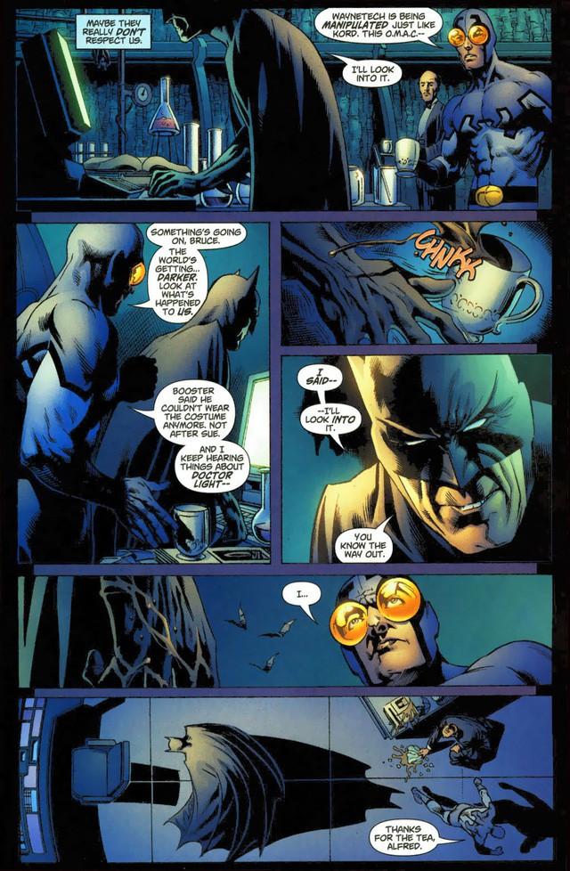 5 lần Batman bóp team suýt chút nữa hại chết các siêu anh hùng và hủy diệt thế giới - Ảnh 12.