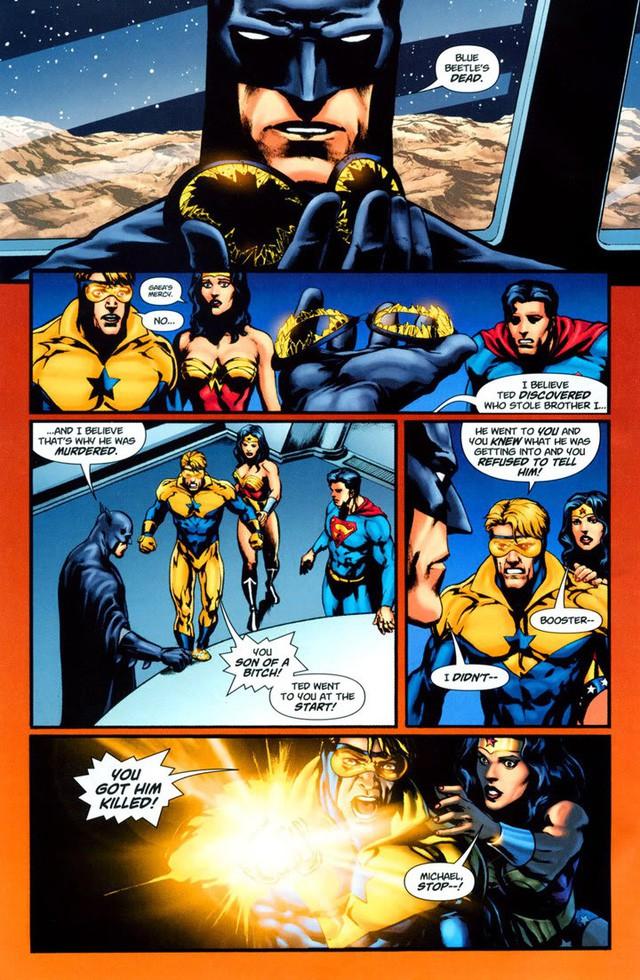 5 lần Batman bóp team suýt chút nữa hại chết các siêu anh hùng và hủy diệt thế giới - Ảnh 14.