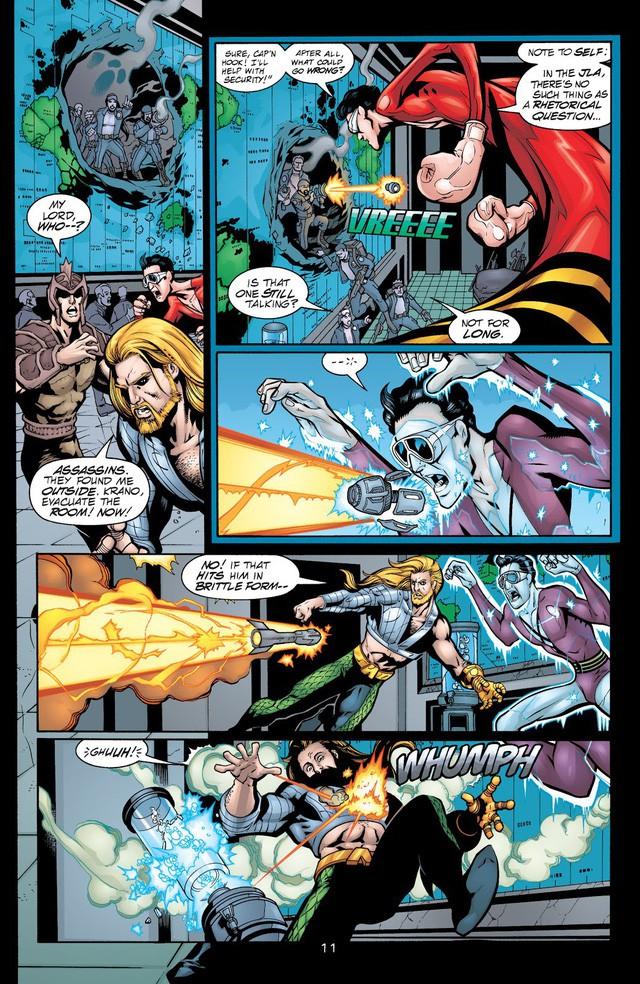 5 lần Batman bóp team suýt chút nữa hại chết các siêu anh hùng và hủy diệt thế giới - Ảnh 4.