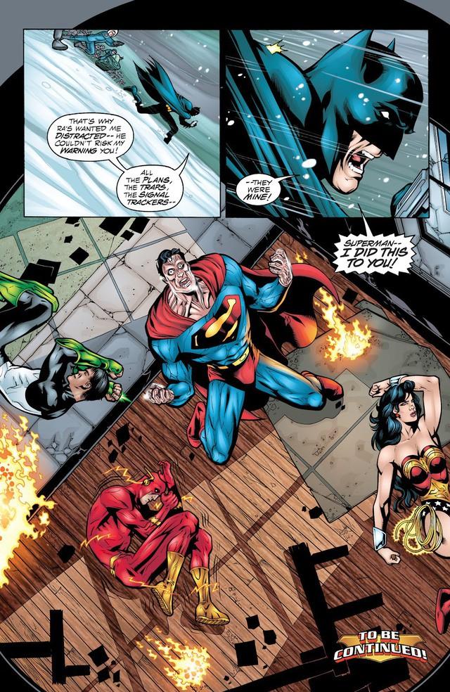 5 lần Batman bóp team suýt chút nữa hại chết các siêu anh hùng và hủy diệt thế giới - Ảnh 5.