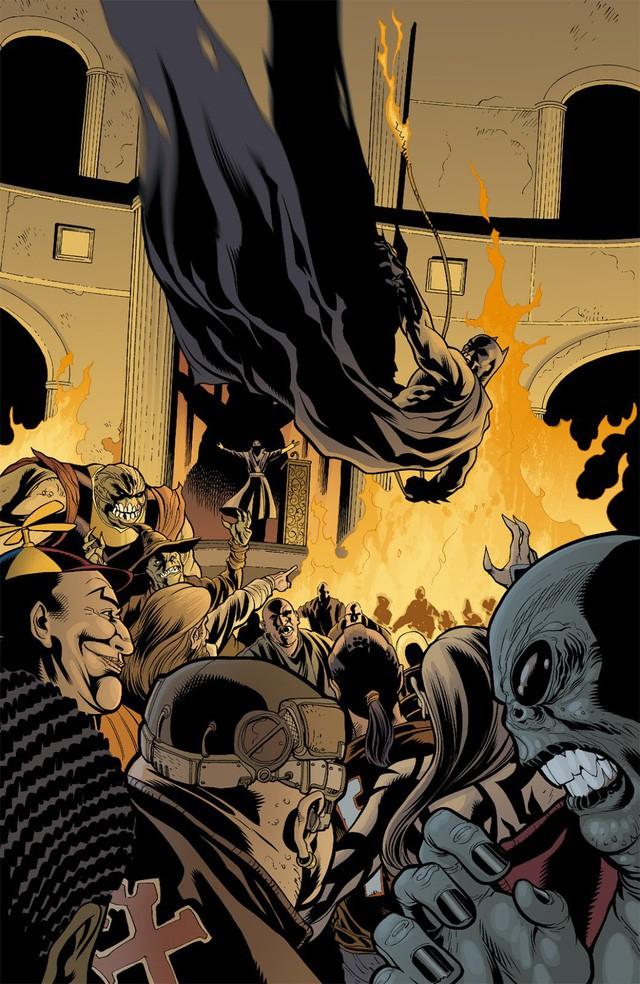 5 lần Batman bóp team suýt chút nữa hại chết các siêu anh hùng và hủy diệt thế giới - Ảnh 10.